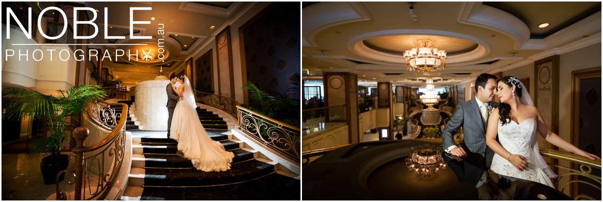 Langham Hotel Wedding Photographs