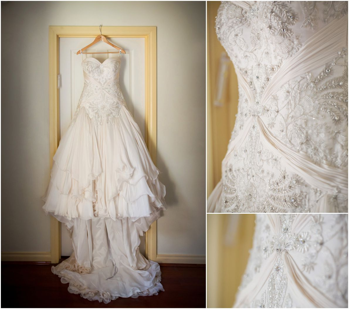 Bridal Wedding Gown