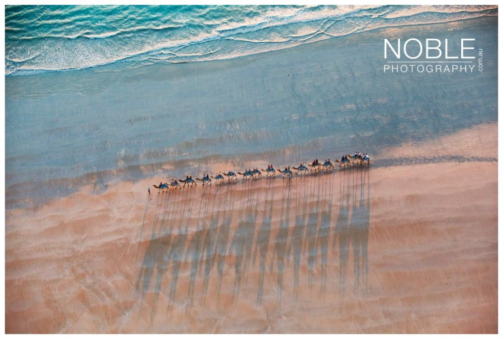broome aerial photography
