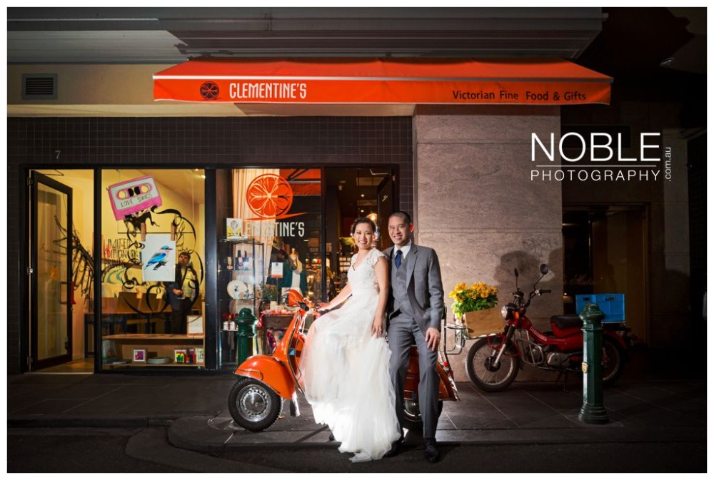City Prewedding